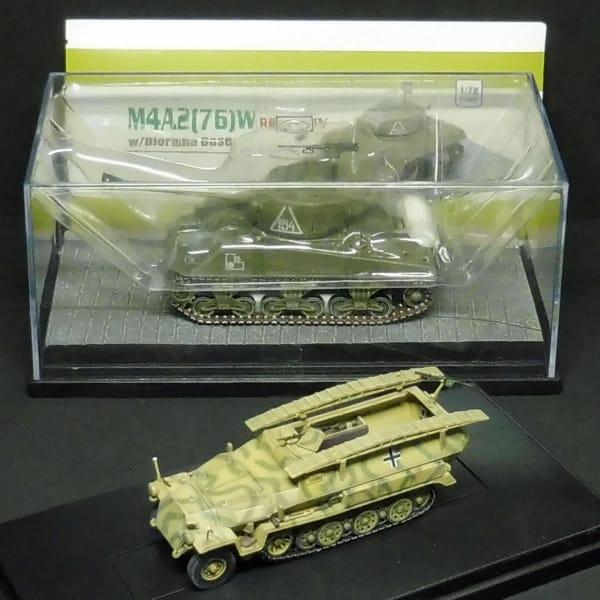 ドラゴンアーマー 1/72 M4A2 76 W クルスク1943 AAVR7A1_3