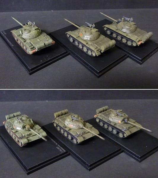 ホビーマスター 1/72 T-55A 中戦車 ルーマニア革命軍 他_3