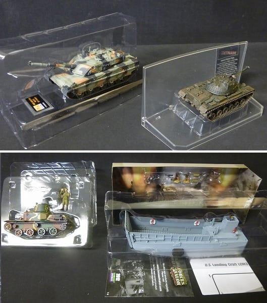戦車 まとめて イタリアMBT アリエテ M48 パットン 他_3