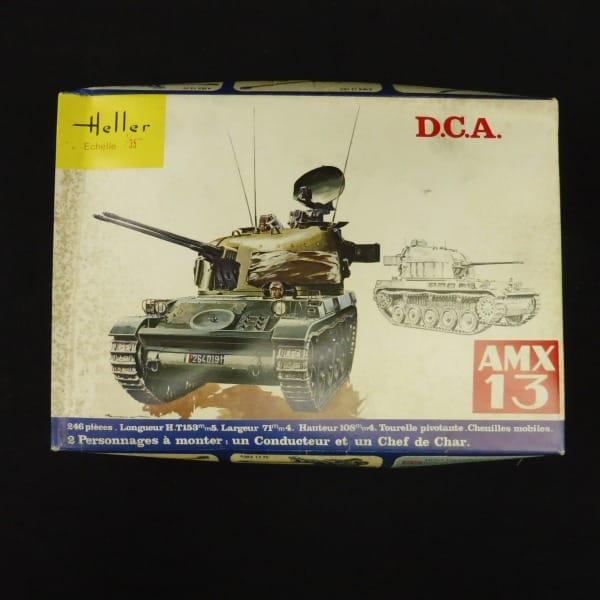 エレール Heller 1/35 仏 対空砲 AMX-13 軽戦車 当時物_1