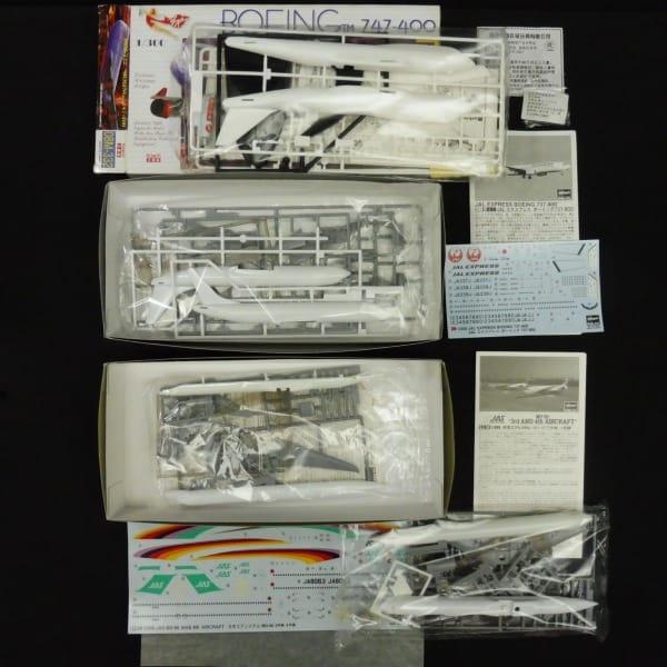 航空機 JAL B737-800 JAS MD-90 スカイトレイン C-47 他_3