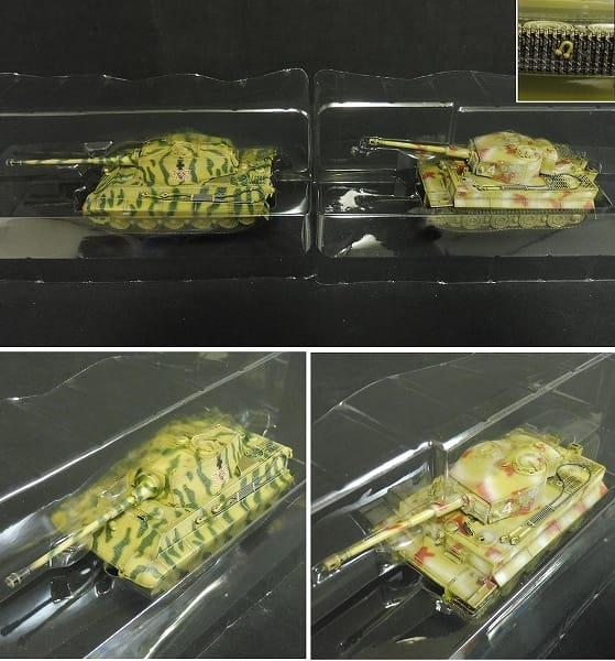 1/72 ティーガーI 後期型 キングタイガー パンターG 他_2
