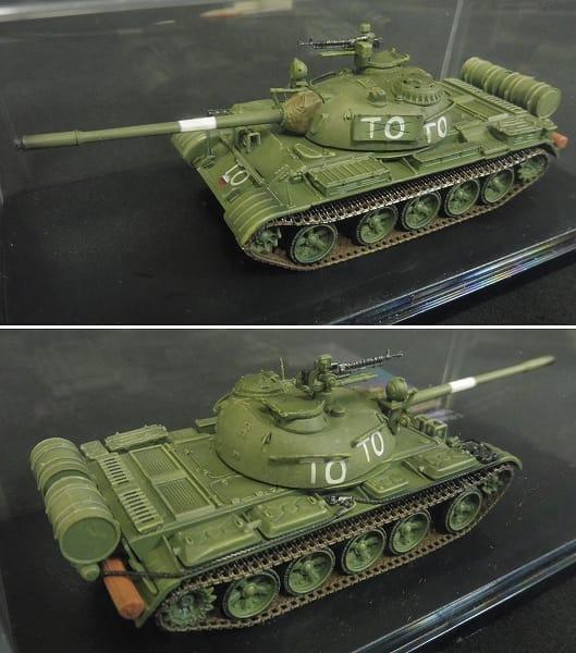 ホビーマスター 1/72 T-55A MBT スロベニア 他 / 中戦車_3