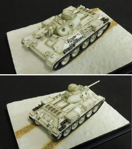 1/72 ドイツ軍 T-34/76 ソビエト軍 T34/85 / WW.II 戦車_3