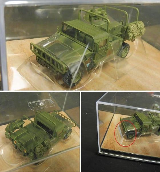 WW.II M998ハンヴィー 4×4 小型軍用車 / アメリカ軍_2