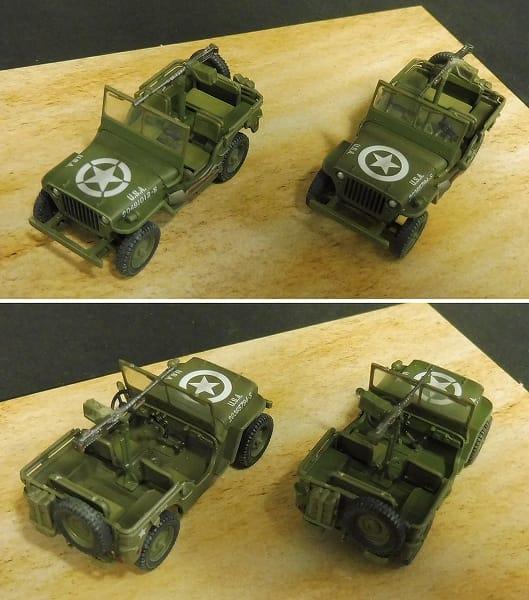 WW.II M998ハンヴィー 4×4 小型軍用車 / アメリカ軍_3