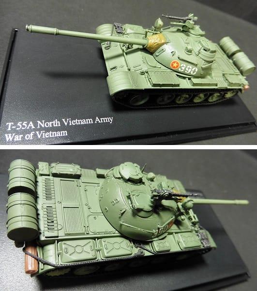 ホビーマスター 1/72 T55A 中戦車 北ベトナム軍 他_2