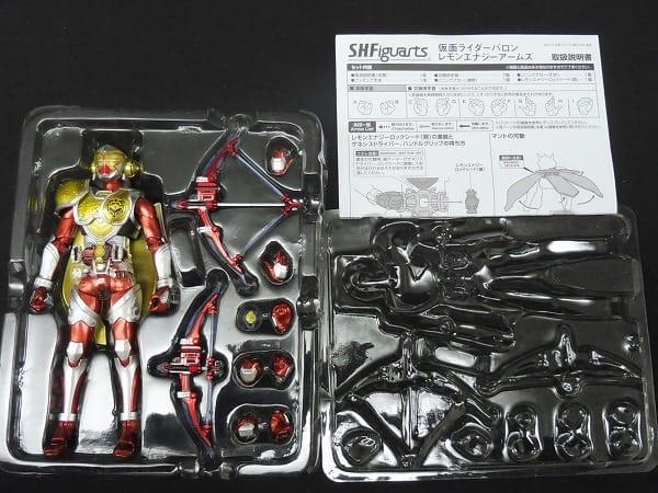 S.H.Figuarts 限定 仮面ライダーバロン レモンエナジーアームズ / 鎧武_2