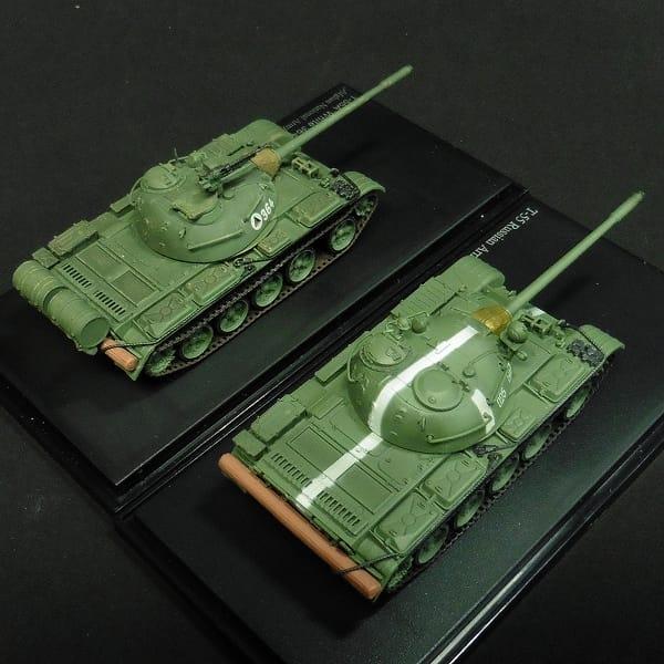 ホビーマスター 1/72 T-55A 中戦車 ソビエト軍 他_3