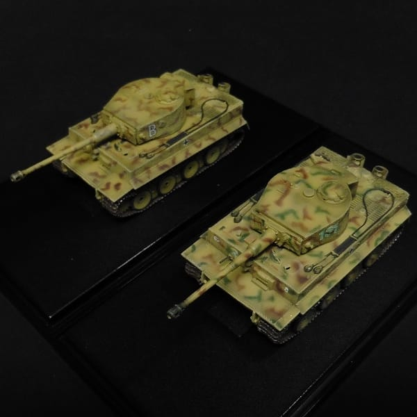 ドラゴンアーマー 1/72 ティーガーⅠ 中期型 西部戦線_2