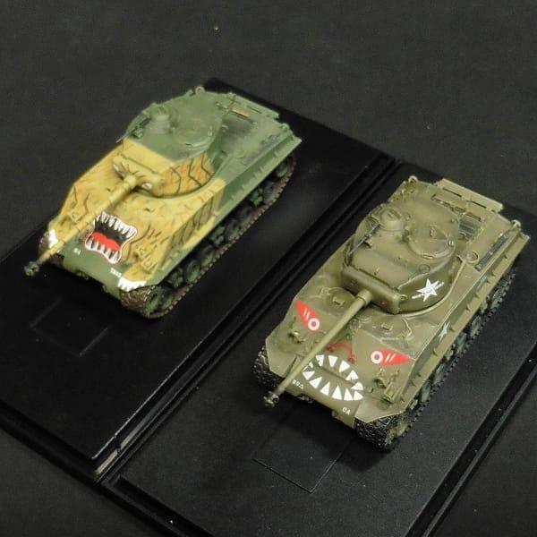 ドラゴンアーマー 1/72 アメリカ軍 M4A3E8 漢江 1951 他_2