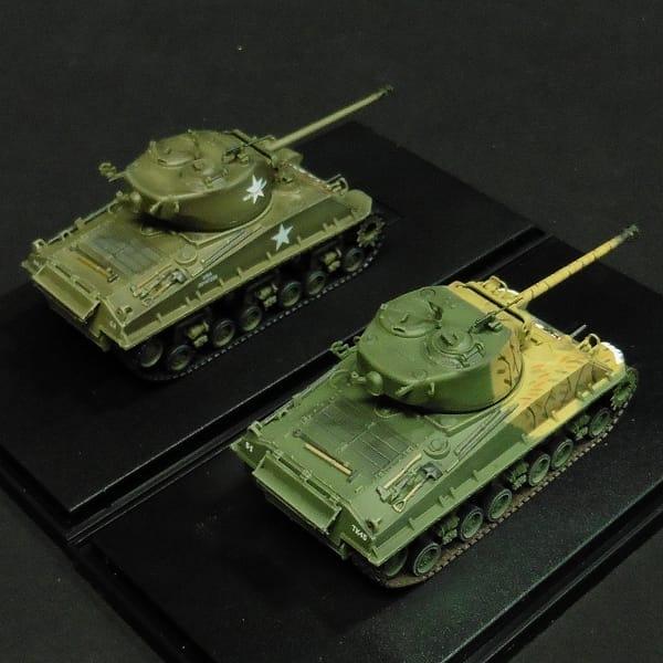 ドラゴンアーマー 1/72 アメリカ軍 M4A3E8 漢江 1951 他_3