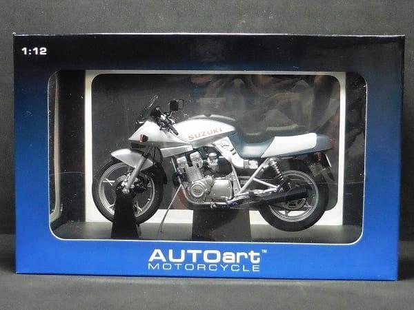 オートアート 1/12 スズキ GSX 1100S カタナ / バイク