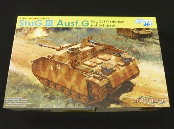 サイバーホビー 1/35 Ⅲ号突撃砲G型 1943.5 生産型 WWⅡ