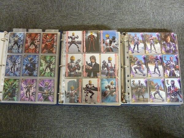 仮面ライダー カード トレカ 555 剣 響鬼 他