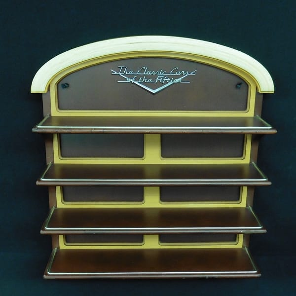 フランクリンミント クラシックカー ディスプレイ台