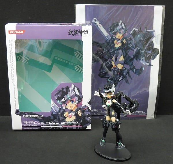 コナミ ヤマネコ型MMS 武装神姫 アーティル フルバレル
