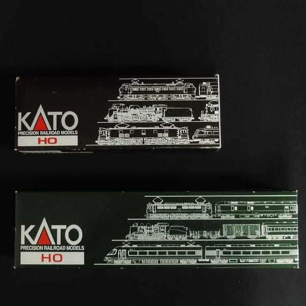 KATO ワム90000 タキ43000 貨車 黒 / HOゲージ