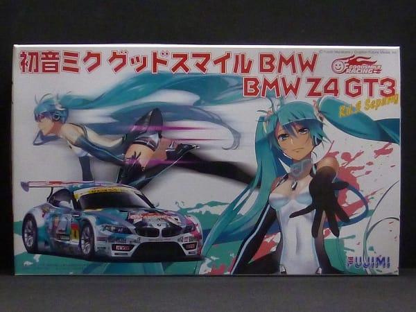 1/24 初音ミク グッドスマイル BMW Z4 GT3 セパン