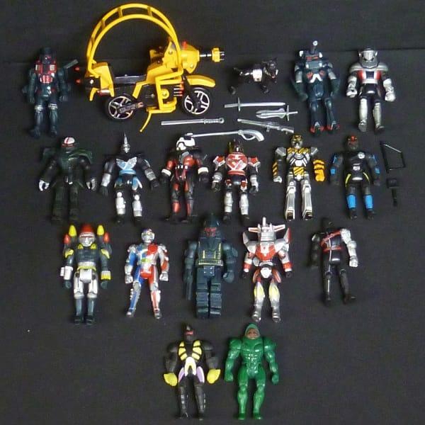 超人機メタルダー ゴーストバンクシリーズまとめて