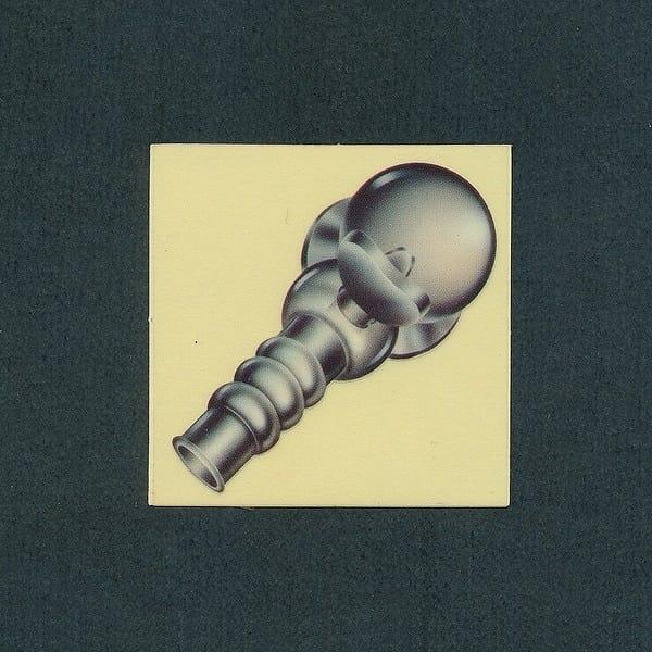 どっきり マイナーシール 111 ガスの元栓 /ビックリマン
