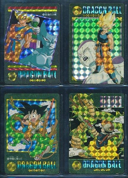 ドラゴンボール カードダス ビジュアルアドベンチャー46_1