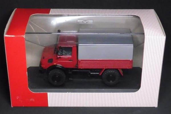 NZG 1/43 メルセデスベンツ ウニモグ U 4000 / Unimog
