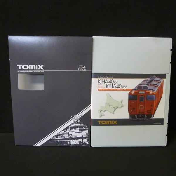 TOMIX キハ40 700・1700形ディーゼルカー 首都圏色 3両
