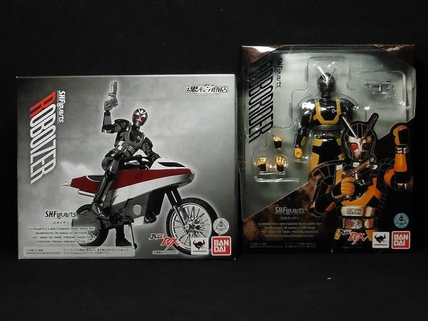 S.H.Figuarts ロボライダー 限定 ロボイザー