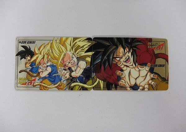ドラゴンボール カードダス スーパーバトル GT 03 04