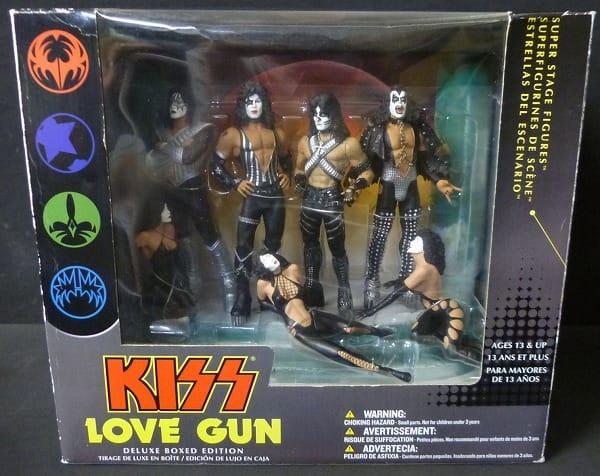 マクファーレン KISS キッス LOVE GUN DX BOXED EDITION