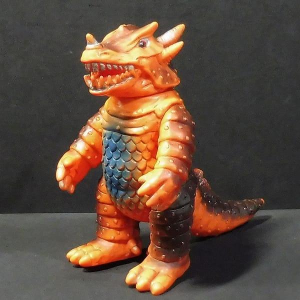 マスダヤ 当時物 怪獣ソフビ ゼロン / スペクトルマン