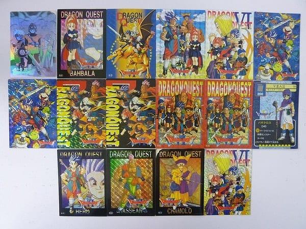 ドラゴンクエスト 1 2 カードコレクションズ ホロ 他