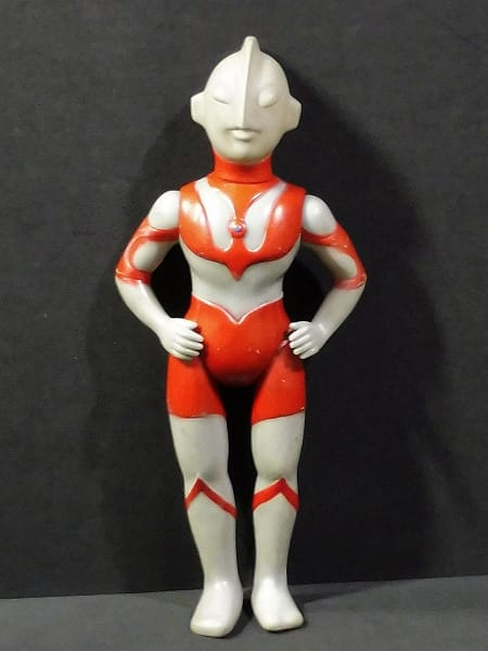 ブルマァク 当時物 ソフビ ウルトラマン 29cm 円谷プロ