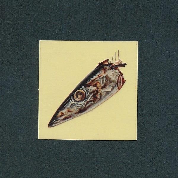 どっきり マイナーシール 115 魚の頭 /ビックリマン