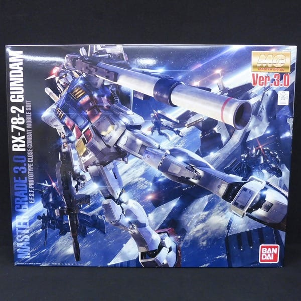 MG 機動戦士ガンダム RX-78-2 ガンダム Ver.3.0