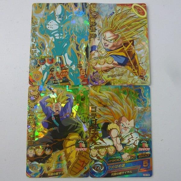 ドラゴンボールヒーローズ HG2-30 メタルリルド UR 他_3