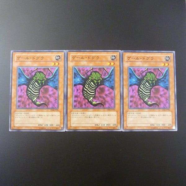 遊戯王 ゲール・ドグラ  TP04-JP005 3枚 絶版
