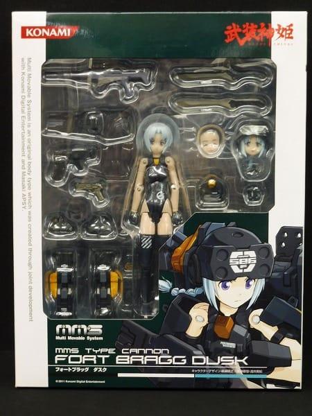 コナミ 武装神姫 砲台型MMS フォートブラッグ ダスク