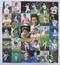 カルビー 当時 プロ野球カード 1987年 No.191~245 30枚