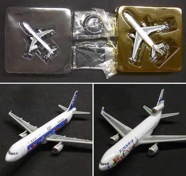 1/400 飛行機 まとめて フィンエアー MD-11 ANA A321他_3