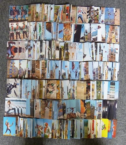 カルビー 仮面ライダーチップスカード 1999 2003 1~546