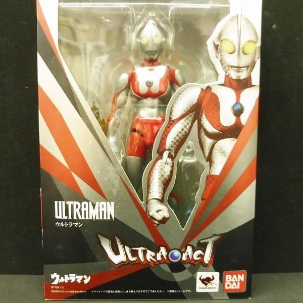 ULTRA-ACT ウルトラマン / 魂ウェブ ウルトラアクト