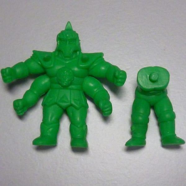 キン消し 王位争奪編 パート3 #33 サタンクロス 緑