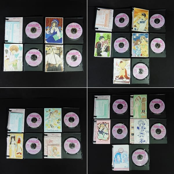 カードキャプターさくら DVD 全18巻 全巻購入特典 VHS_3