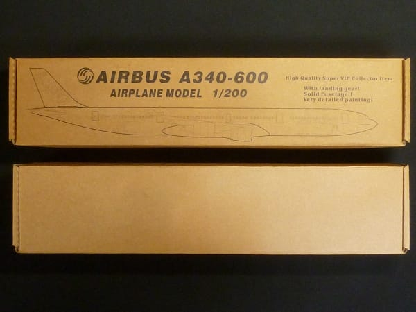 EVER RISE 1/200 A340 ヴァージンアトランティック他