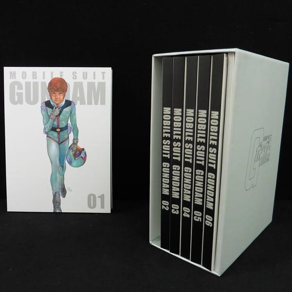 初回限定 機動戦士ガンダム DVD-BOX 1