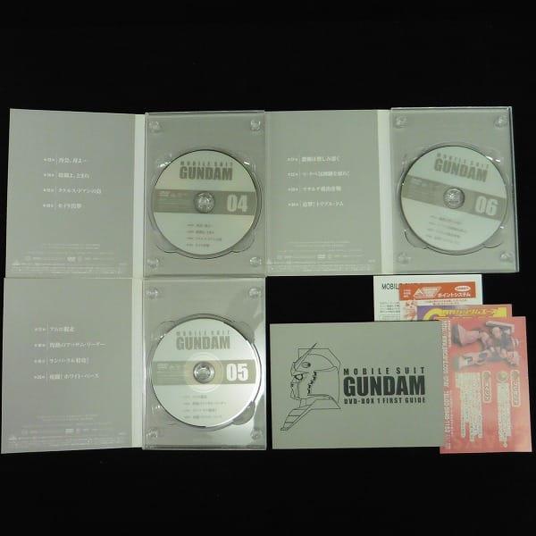 初回限定 機動戦士ガンダム DVD-BOX 1_3