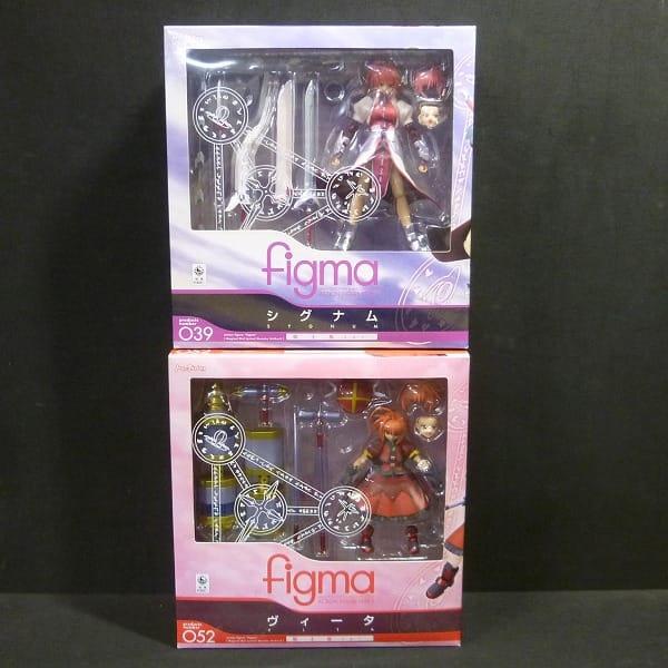 figma 魔法少女リリカルなのは ヴィータ シグナム 2種