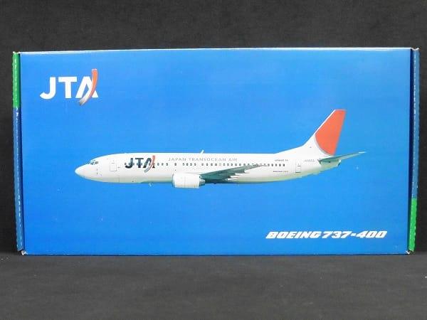 1/100 日本トランスオーシャン航空 JTA ボーイング737